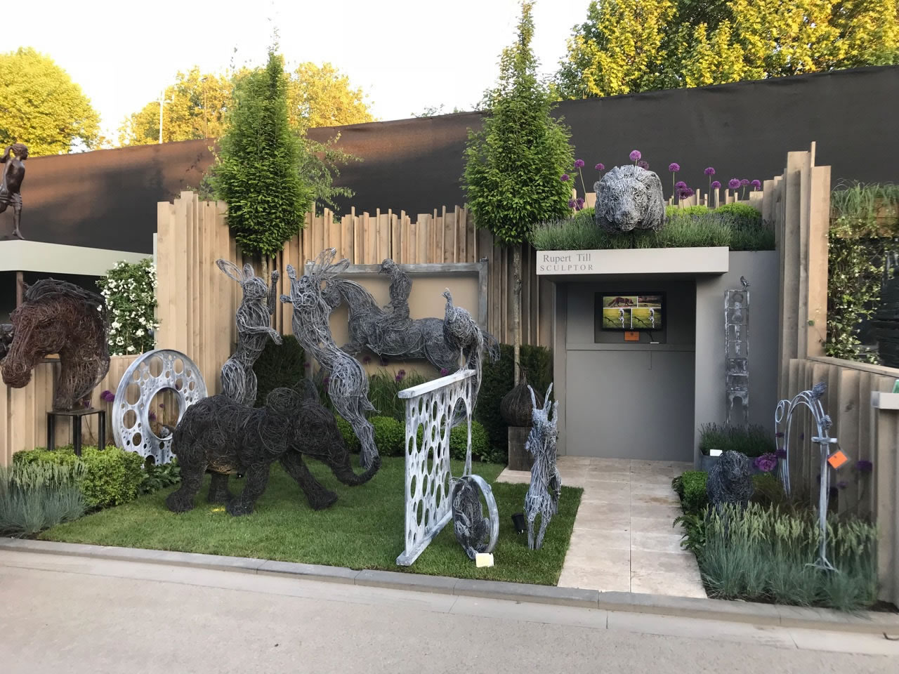 Come and visit me in my usual spot on Stand RGB8 at this year's Chelsea Flower Show